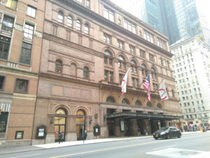 Carnegie Hall, NYC